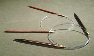 Lantern Moon Ebony Circular Destiny Knitting Needles, Size US 11 (8.00 mm), 40 (102 cm)