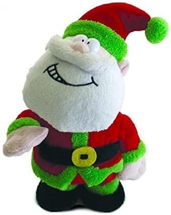 Run Run Santa Sings