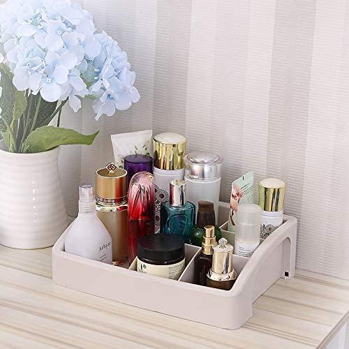 BXSBH-Plastic Office Table Dressing Box Transparent Skin Care Product Lipstick Ornament Box Cosmetics Receipt Box Caffeine