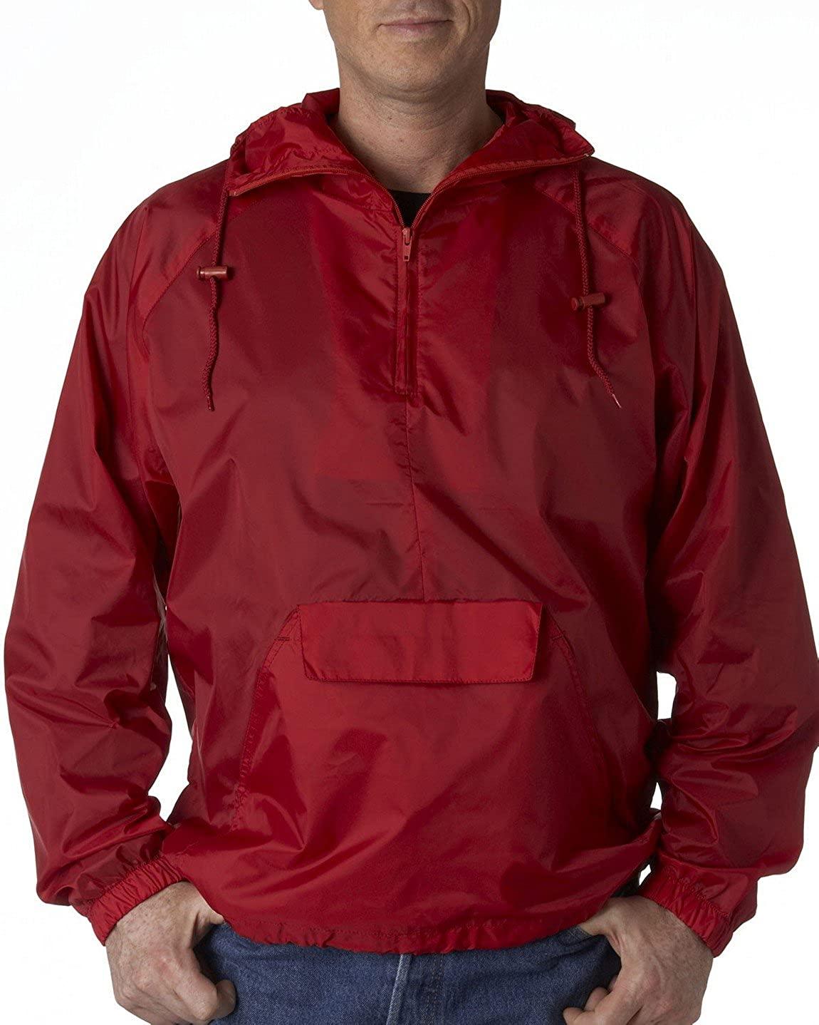 UltraClub 8925 UC Packaway Jacket