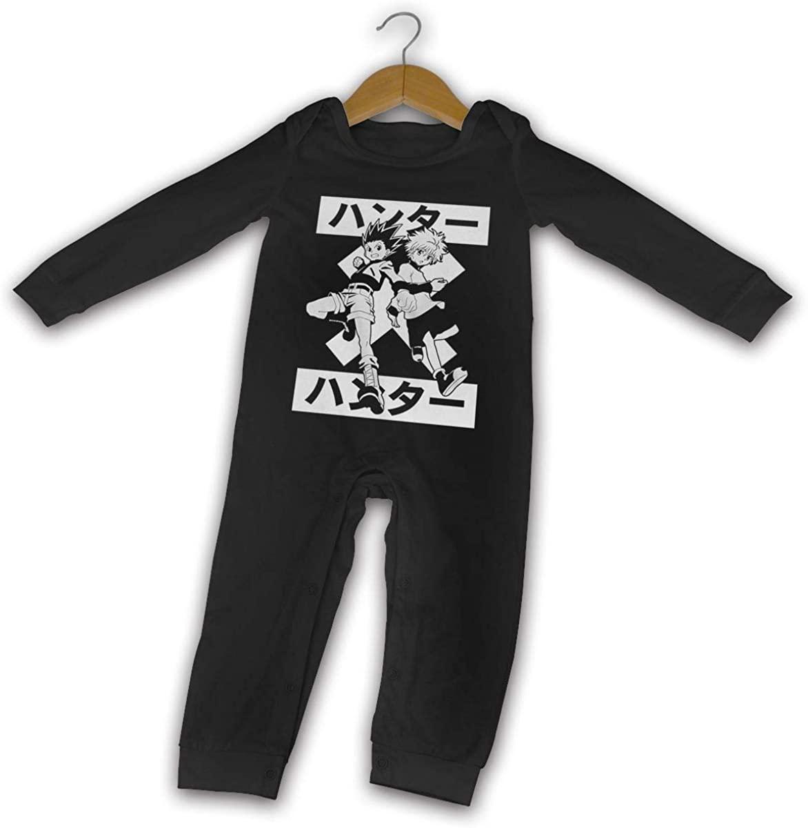 Baby Hepburn Hanta Hanta Hxh Hunter X Hunter Long Sleeve Jumpsuit
