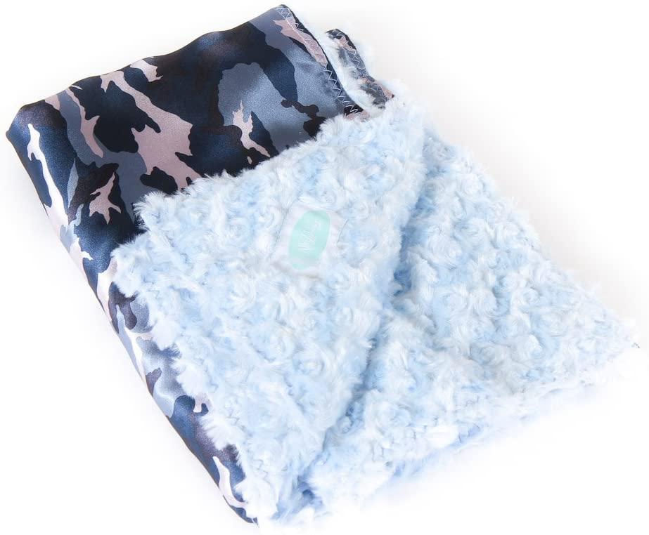 AllyZabba Camo Baby Blanket Small TravelZabba - 16