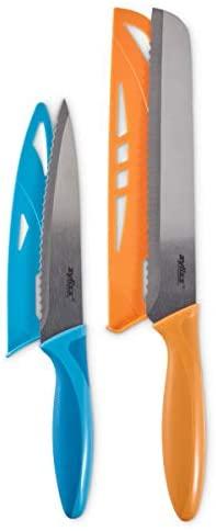 Zyliss Classic 2-Piece Serrated Knife Value Set, 8