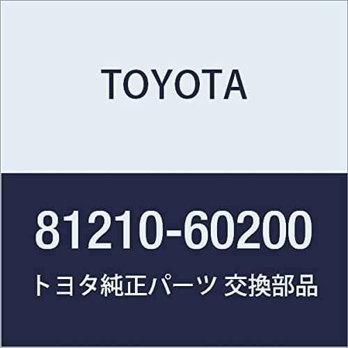 Toyota 81210-60200 Fog Lamp Assembly