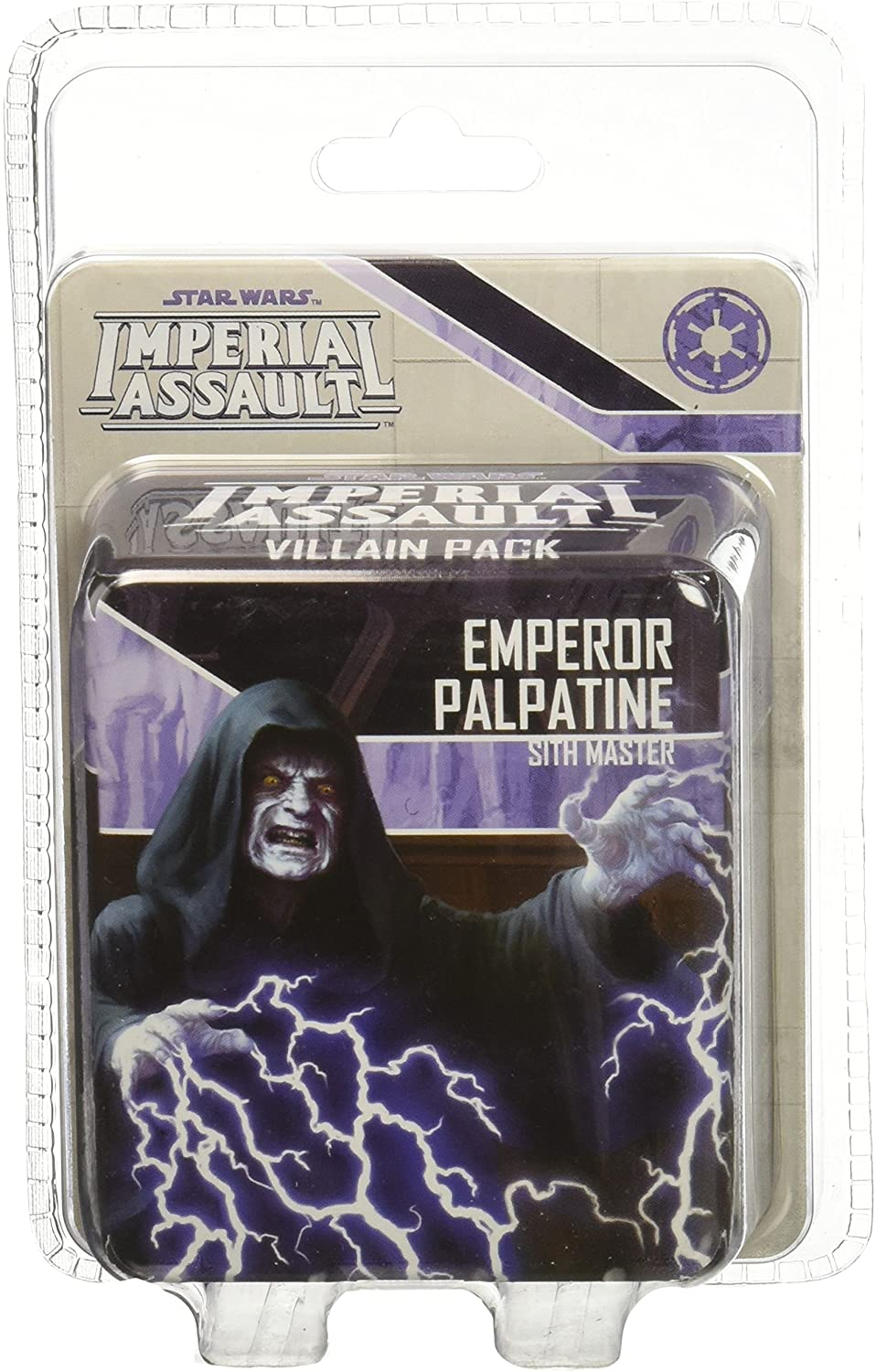 Star Wars: Imperial Assault - Imperial Assault Emperor Palpatine
