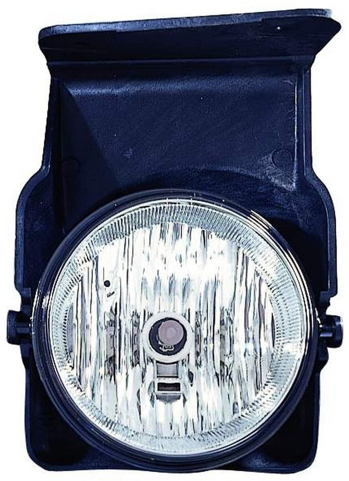 DEPO Auto Parts Passenger Right Fog Light for 2005 06 07 GMC SIERRA Priority Shipping