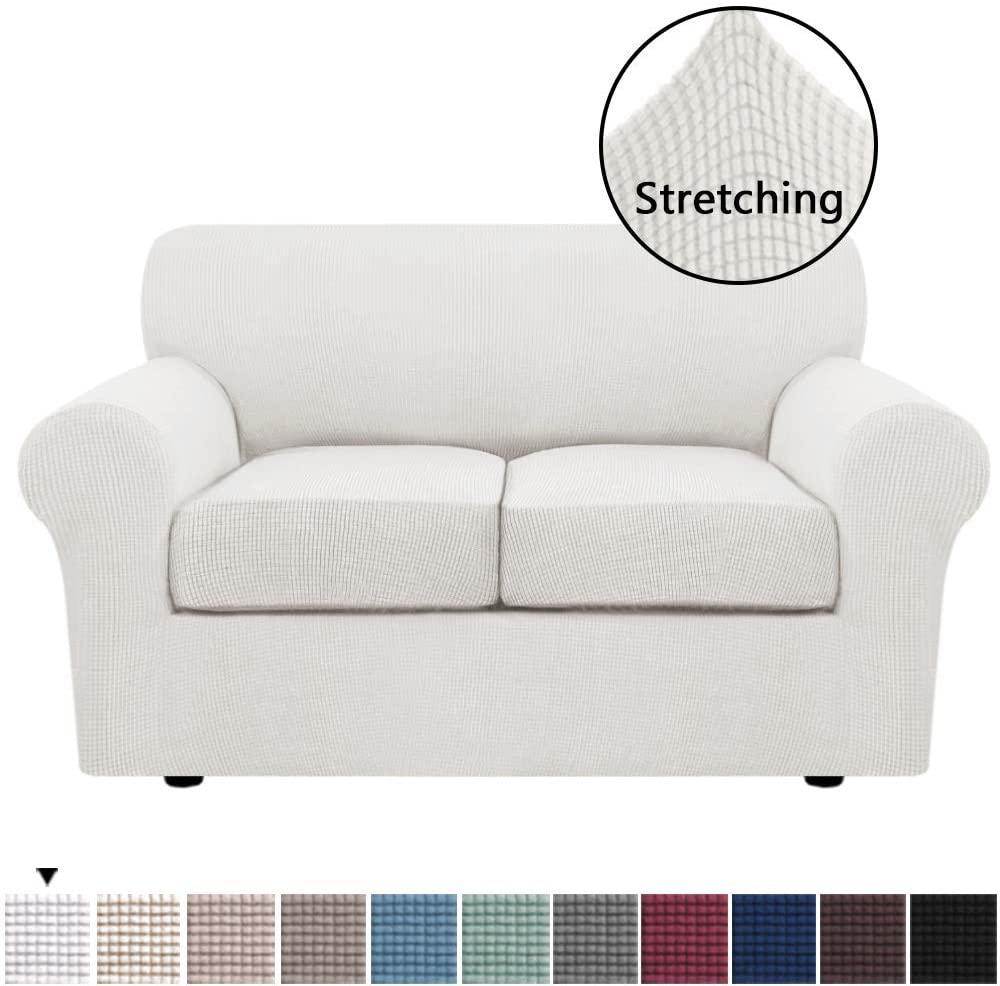 H.VERSAILTEX loveseat Slipcover Bundles Couch Cushion Cover