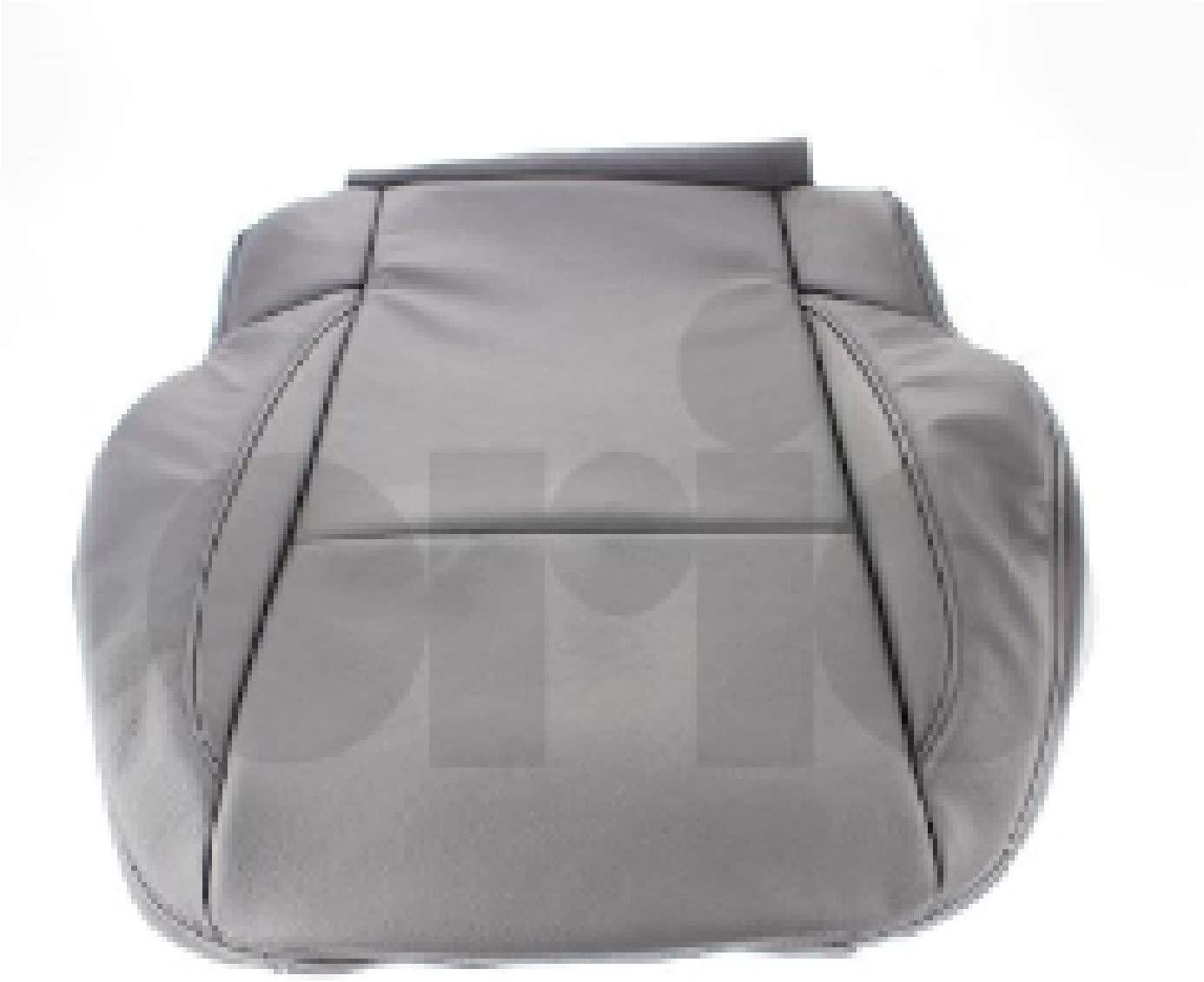 Saab Original 9-3 Left Side Front Seat Cushion Cover - Black 12779351