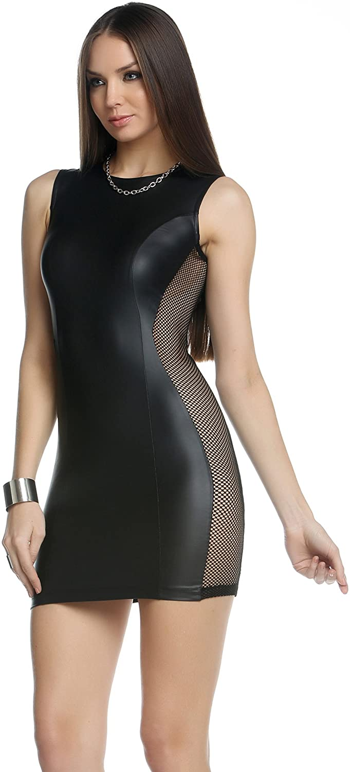 Blvd Collection by Forplay Women's Mason Matte Bodycon Dress
