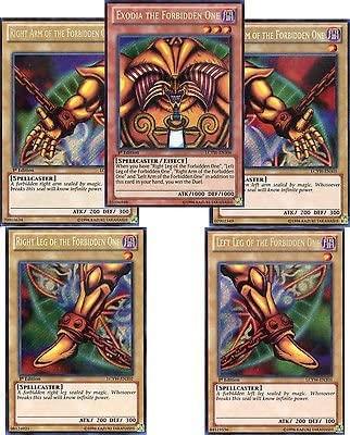 Yu-Gi-Oh EXODIA! 40 Card Lot with RARES! Guaranteed!