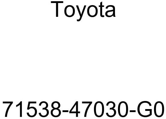 TOYOTA Genuine 71538-47030-G0 Seat Cushion Edge Protector