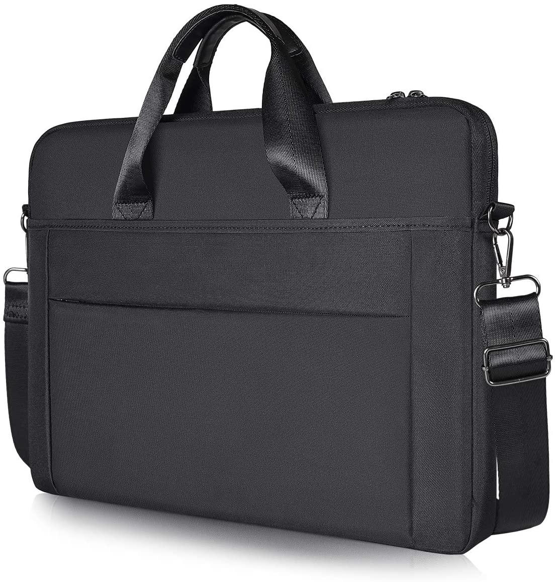 imComor 15.6 inch Laptop Carrying Case for Acer Chromebook 15, ASUS VivoBook 15, 2020 HP 15, 2020 Dell Inspiron 15, 2020 Dell 15 3000, 2019-2020 Lenovo IdeaPad, Shoulder Bag for 15-16 Inch Macbook Pro