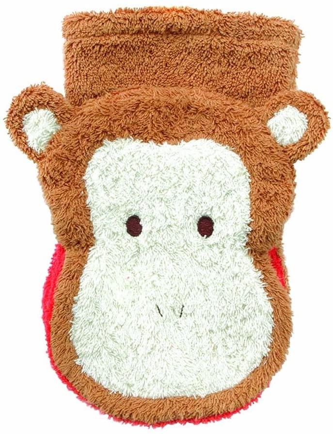 Furnis Monkey Washcloth (Small)