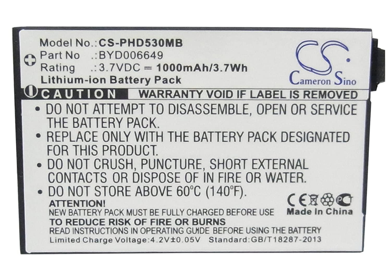 Battery for V-Tech BT298555 Baby BM1000 Baby BM1000 Digital Audio Baby Monitor Safe & Sound Baby Monitor Parent Unit VM321 VM333 VM341 VM343