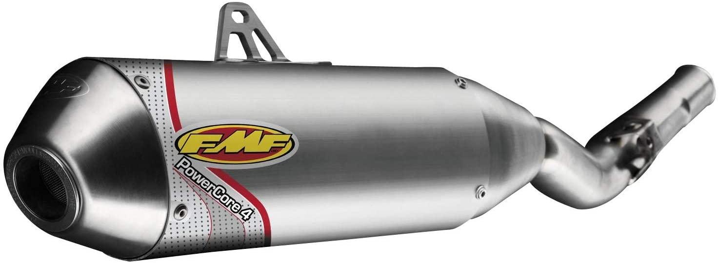 FMF Powercore 4 Slip-On Exhaust - 4-Stroke for 09-13 Yamaha RAPTOR90