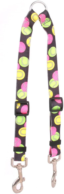 Yellow Dog Design B'S Balls Ez-Grip Dog Leash with Comfort Handle