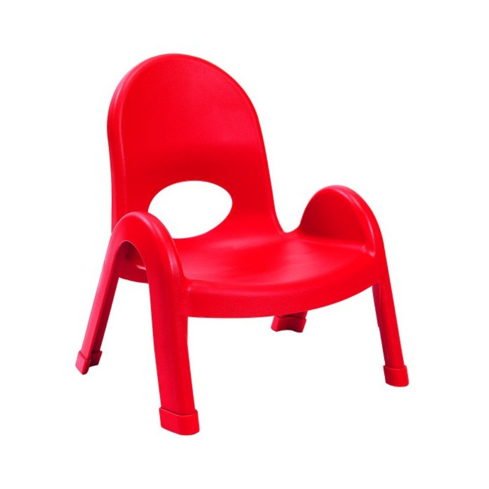 Angeles Value Stack Chair 7 - Candy Apple Red