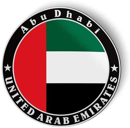 United Arab Emirates Flag - Flexible Magnet - Car Fridge Locker - 3