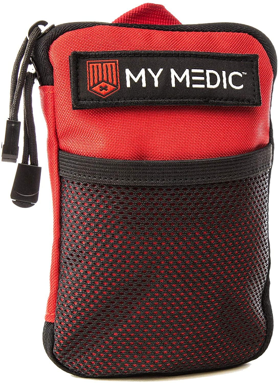 My Medic The Range Medic First Aid Kit, Basic, Red