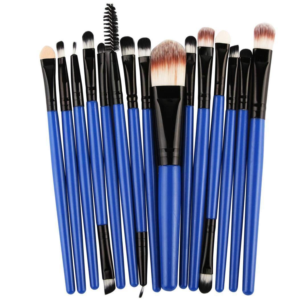 Zronji Makeup Brushes Set Cosmetic Foundation Eyeshadow Lip Brush Makeup Tools