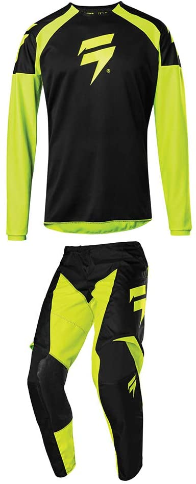 Shift Racing White Label Race Jersey 1/Pants S,34