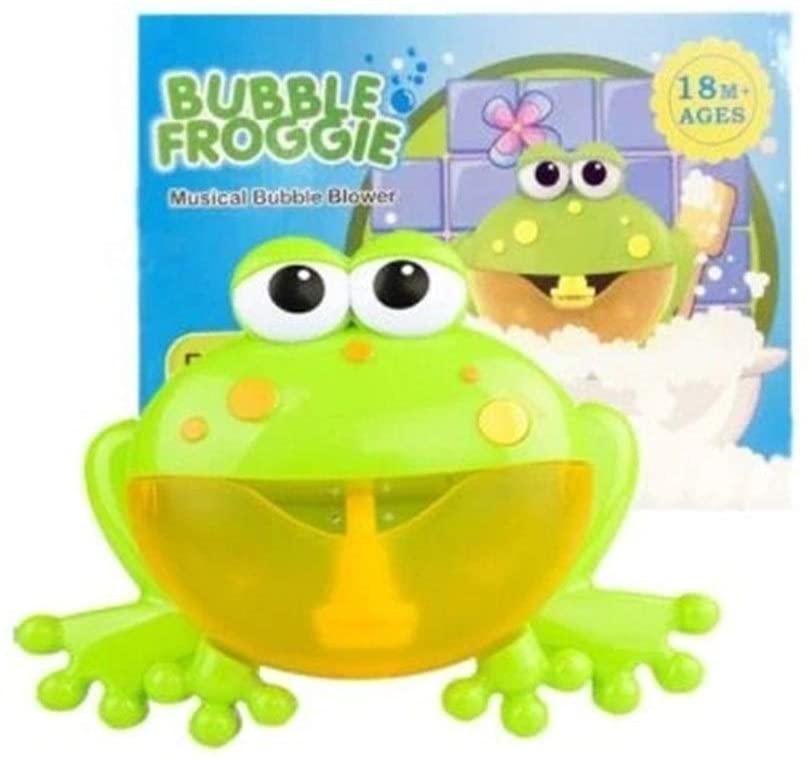 Puzzle Bath Toys, Soap Machine Automatic Foam Funny Crab Frog Cloud Duck Bath Toys For Kids, Bubble Music Children Baby Bath Toys, For Baby Bath Toys Children Pool Swimming Bath Bath Toys Bathtub