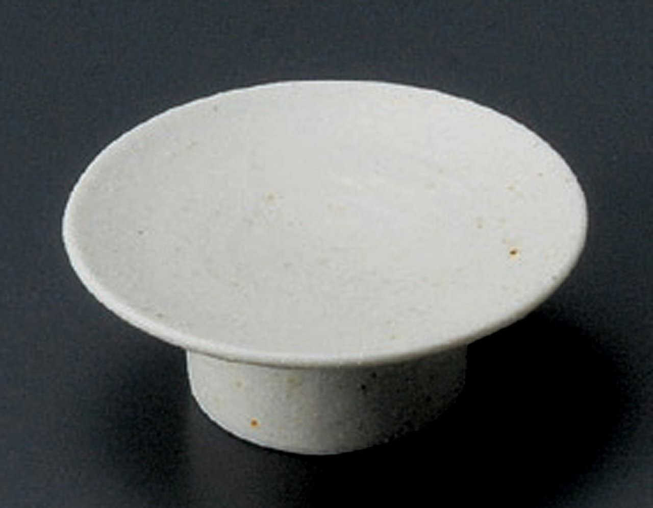 KOBIKI-KOUDAI Jiki Japanese Porcelain Set of 2 Small Plates
