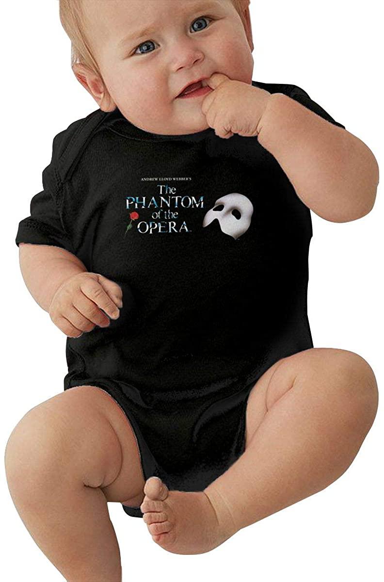 The Phantom of The Opera Baby Romper Interesting Baby Baby Suit