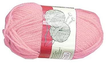 Charmin Knitting Yarn 50g Baby Pink