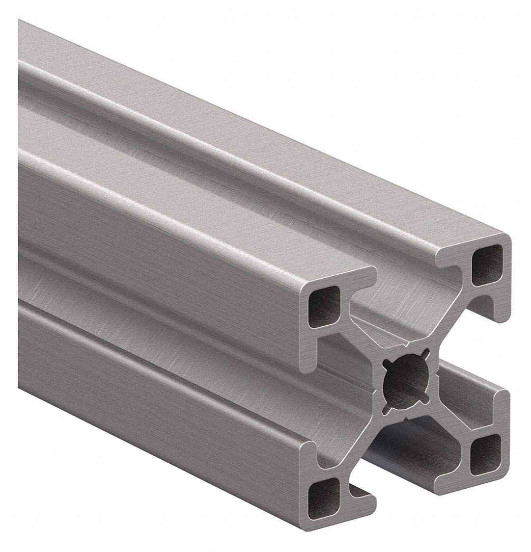 4 Meters Long x 30 mm Wide x 30 mm Deep, T-Slotted Aluminum Extrusion