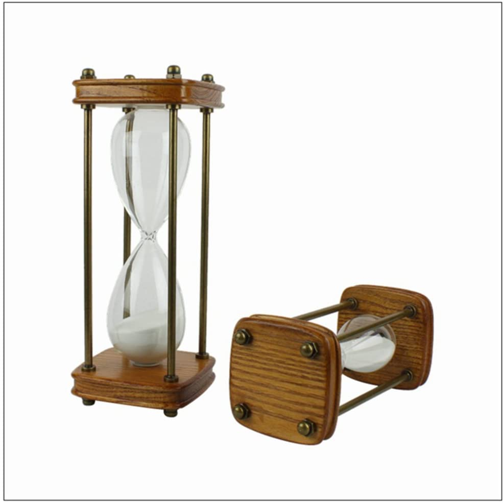 MYITIAN European Model Soft Assembly Accessories Jewel Ornaments Telescope Decoration Hourglass -A