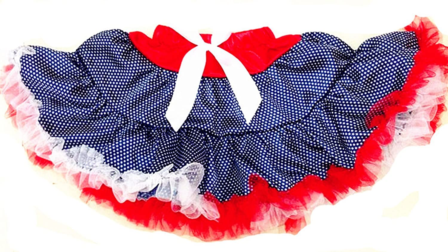 Cutie Collections 4th of July Tutu