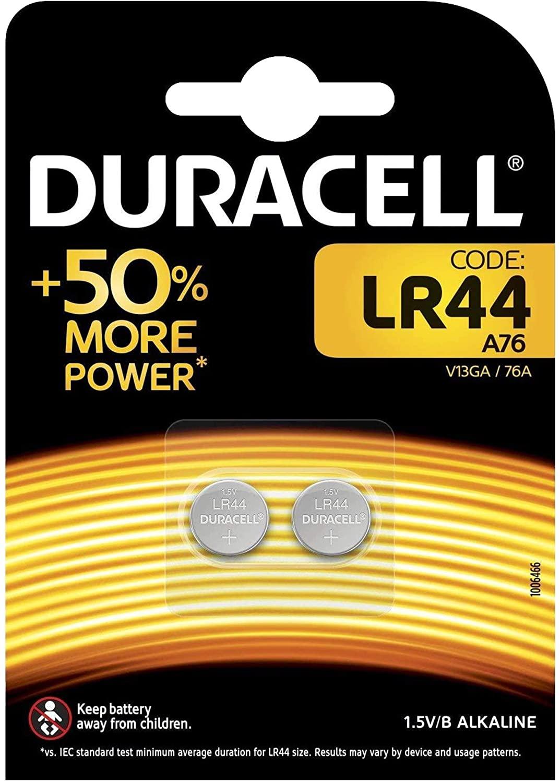 Duracell 2 LR44