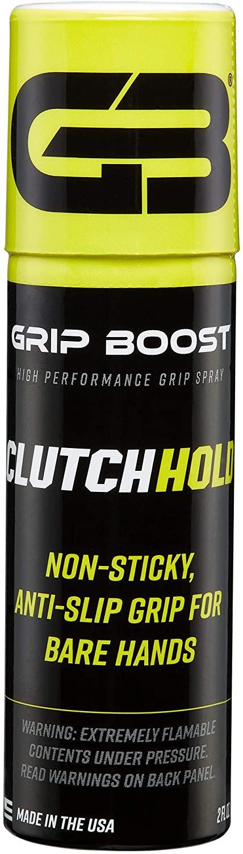 Grip Boost Clutch Hold Sweat Proof Grip Spray for Gamer Grip, Golf Grips, Tennis, Yoga, Weightlifting Liquid Chalk, Pole Grip Fitness, Gymnastics Grips -2oz.