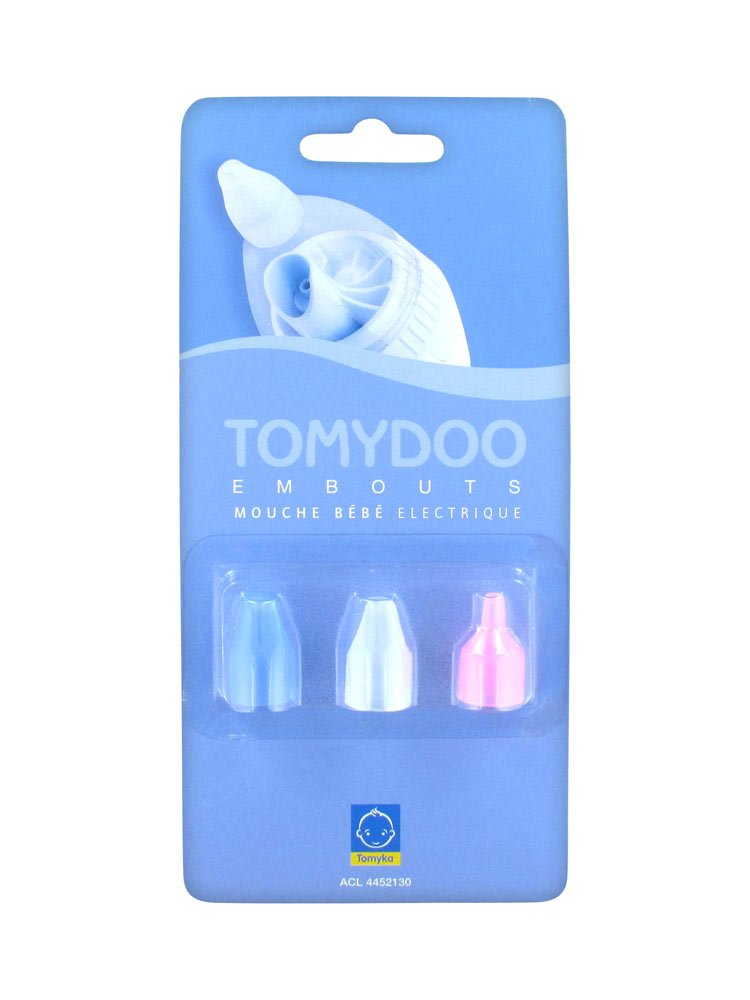 Tomydoo 3 Electric Baby Nose Cleaner Nozzles