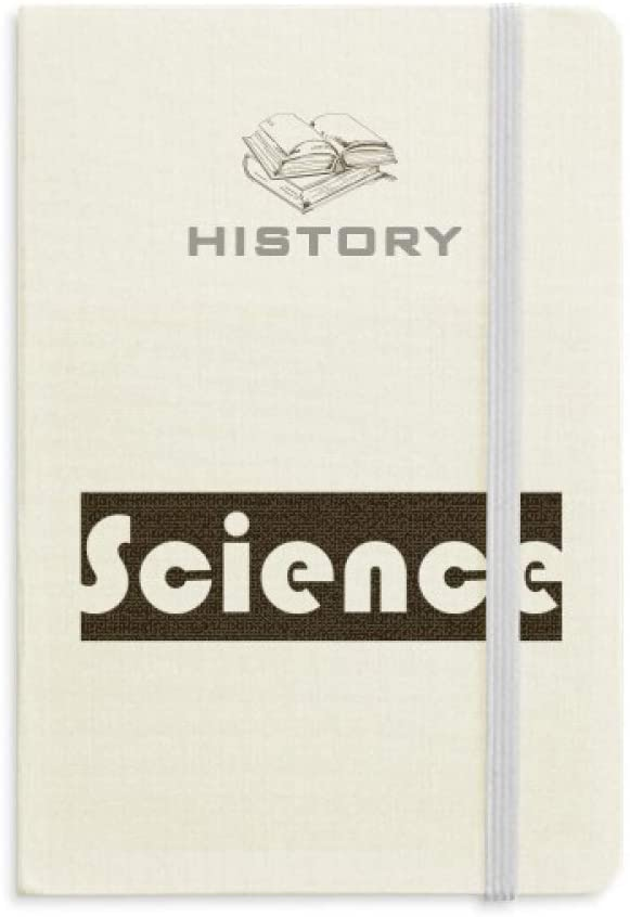 Course And Major Science Black History Notebook Classic Journal Diary A5