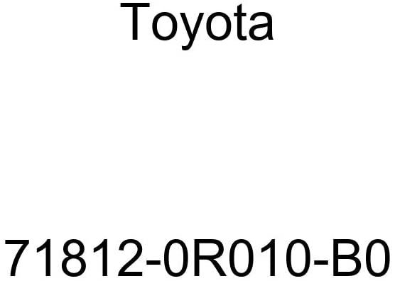 TOYOTA Genuine 71812-0R010-B0 Seat Cushion Shield