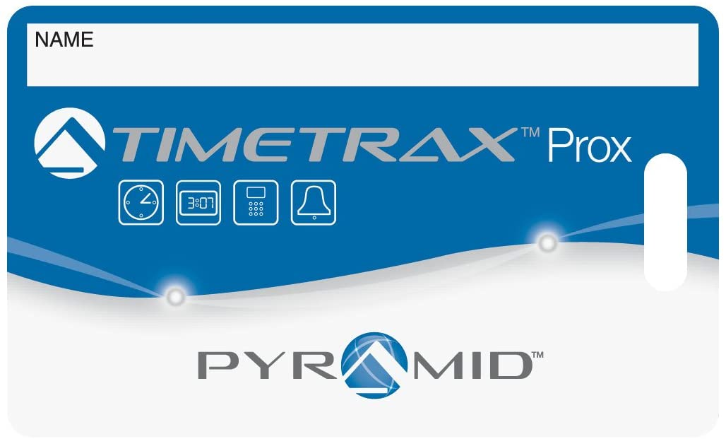 Pyramid Time Cards and Time Clock Accessories (PTI42454)