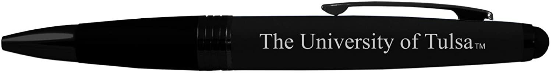 LXG, Inc. University of Tulsa-Bullet Ballpoint Pen-Black