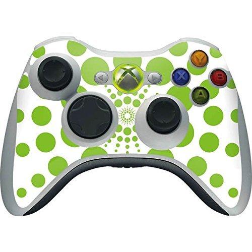 Geometric Xbox 360 Wireless Controller Skin - Mojito Vinyl Decal Skin For Your Xbox 360 Wireless Controller by Skinit
