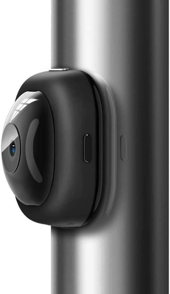 Shanren Pocket Time Lapse Camera, Full HD Wi-Fi Mini Camera, Magnet/Clip/Viscose/Sucker Buckle Best for Traveling, Cycling and Party