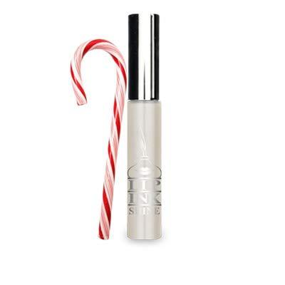 LIP INK Vegan Flavored Lip Gloss Moisturizers - Candy Cane Mint