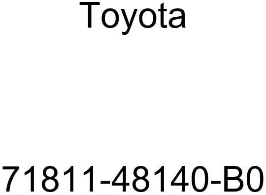 TOYOTA Genuine 71811-48140-B0 Seat Cushion Shield