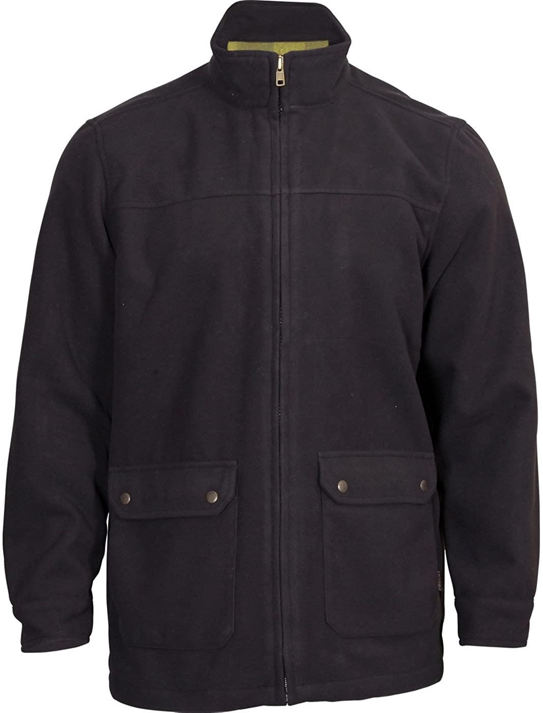 Rocky Men's Full Zip 220G Insulated Fleece Barn Jacket