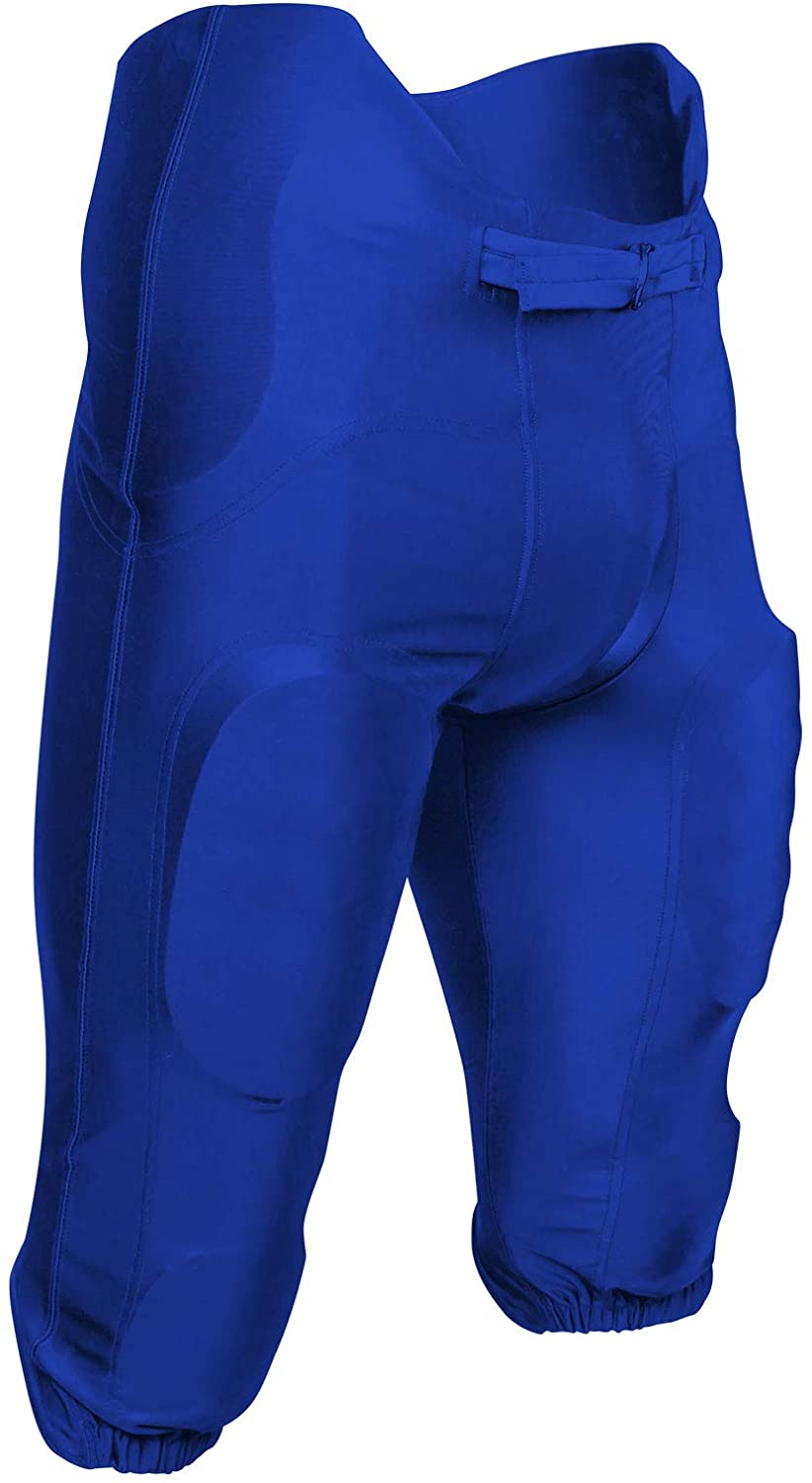 CHAMPRO Bootleg 2 Integrated Polyester/Spandex Football Pant