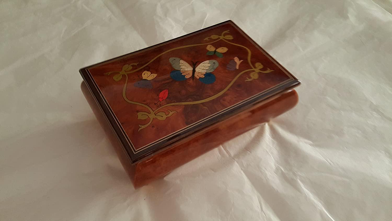 Reuge Jewelry Music Box -