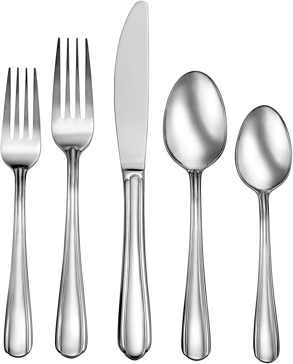 Studio Cuisine Eastlyn 20 Piece Flatware Set