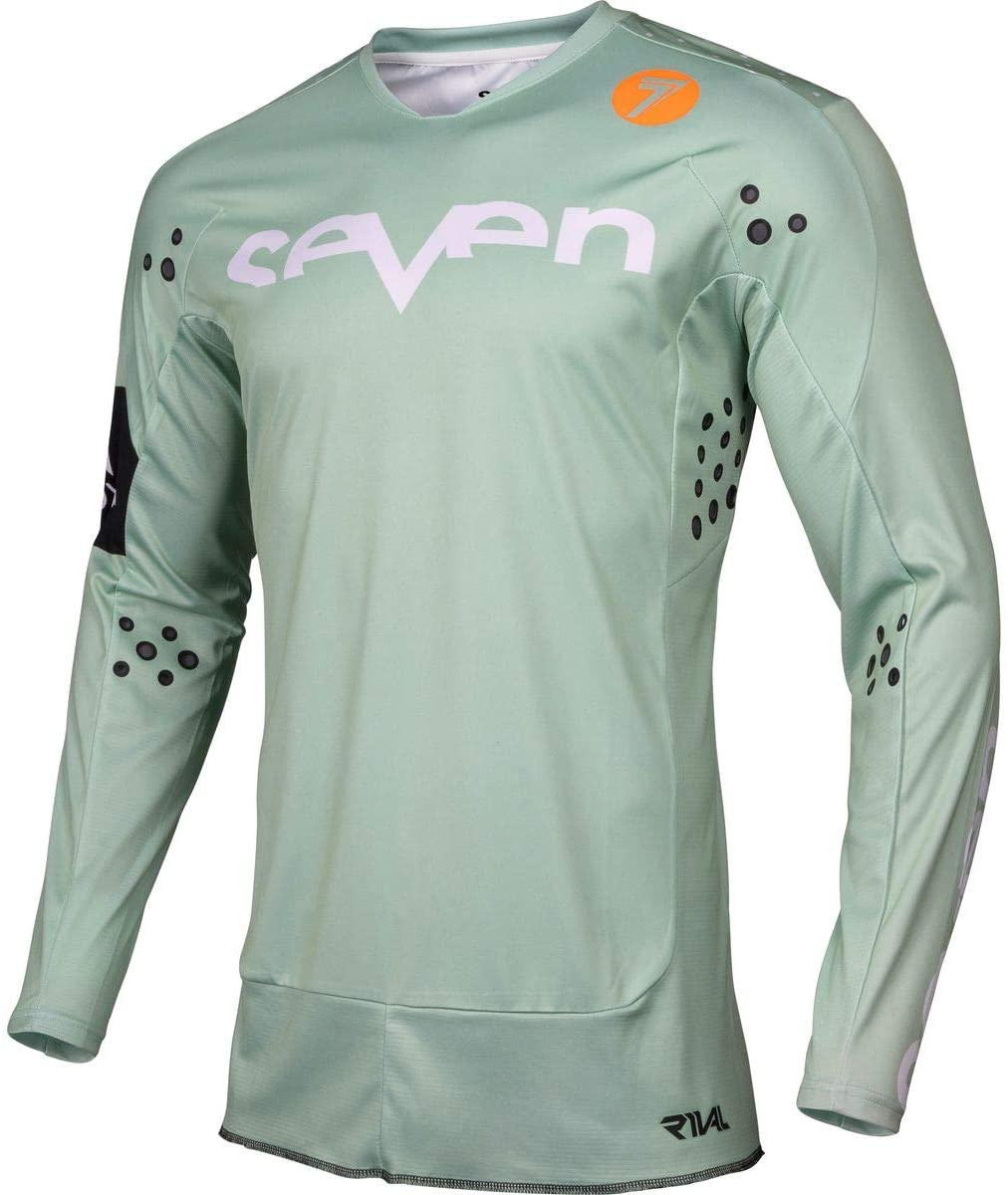 Seven Men's Rival Trooper Jersey (Paste, L)