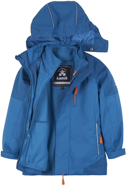 Kamik Winter Apparel baby-boys Dex Systems 3/1 Jacket