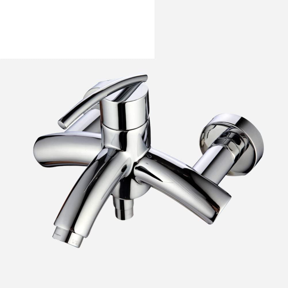 Brass Bathroom Faucet/Bathtub Faucet hot and Cold/No Shower Hose Shower